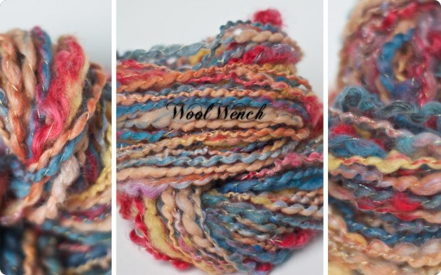 WoolWench handspun