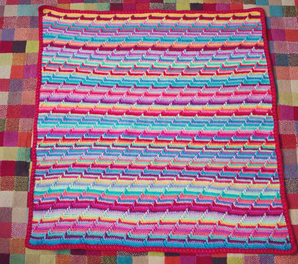 free pattern: groovy-ghan! - a creative being